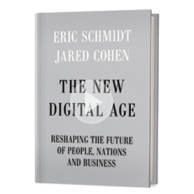 Google executives Eric Schmidt and Jared Cohen explore the 21st century.