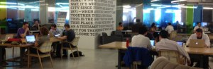 Coworking at 1871